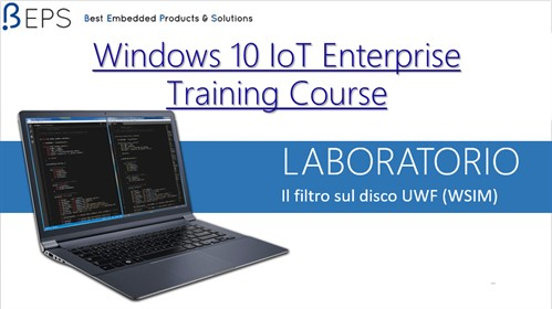 Training Course Win10
