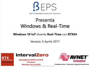 Windows & Real-Time Venezia